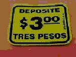 CALCA $ 3