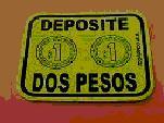 CALCAMONIA DEPOSITE $2